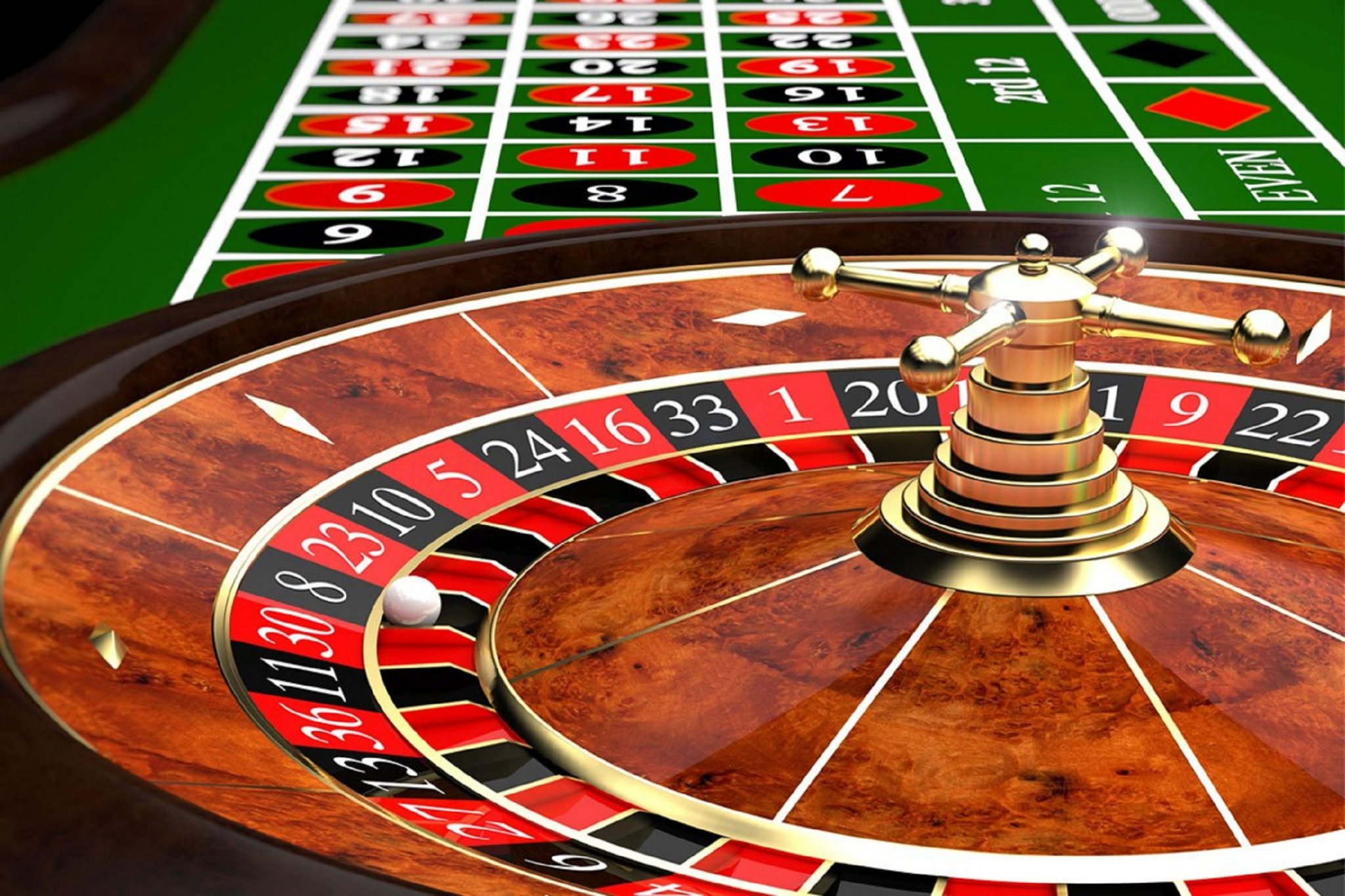 The stakes of roulette