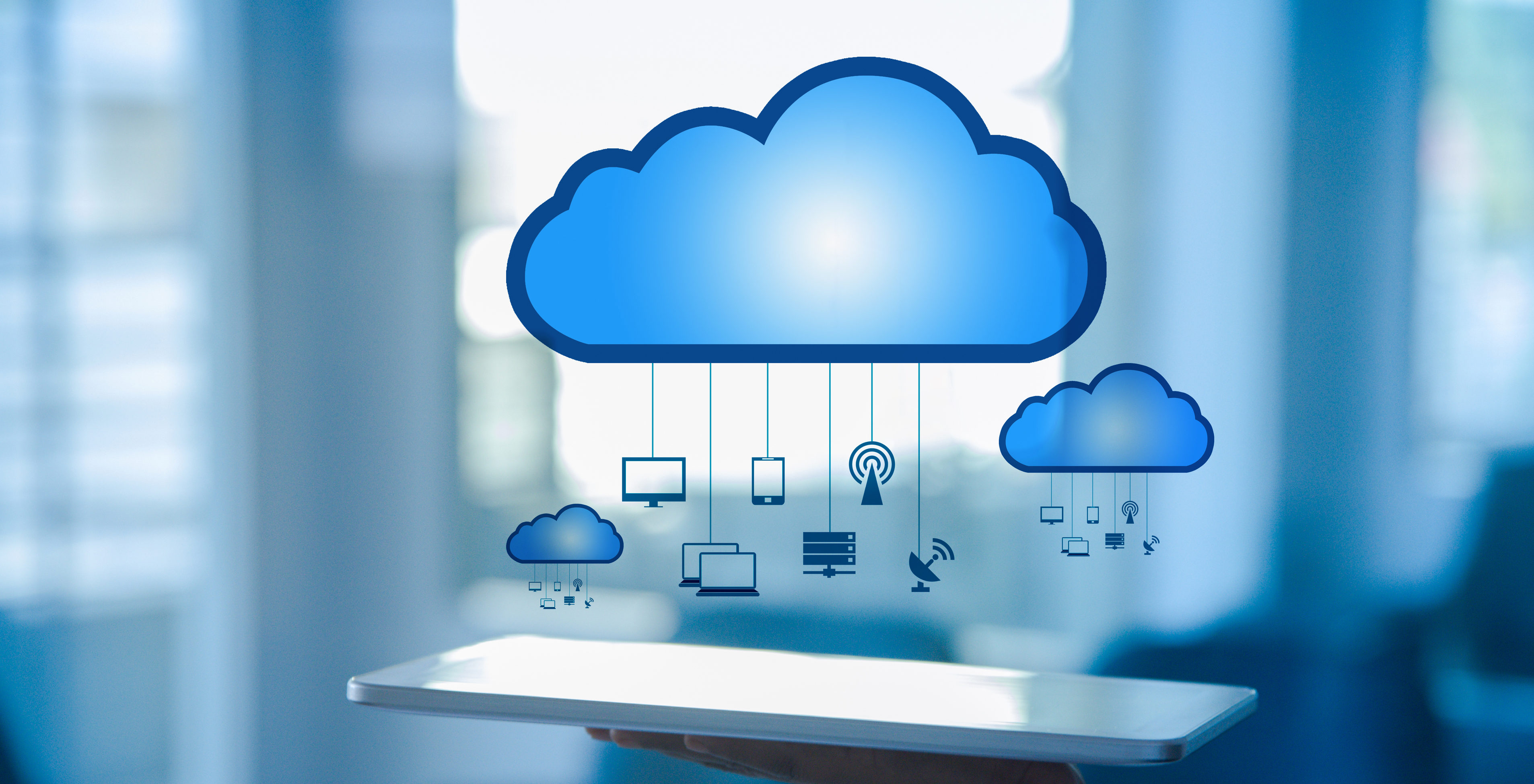 Information storage and cloud technologies for online casinos